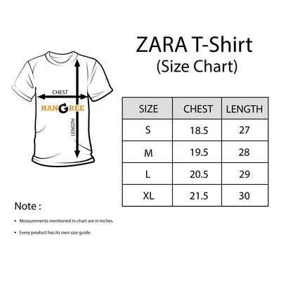Zra Unique Patch Style Tee