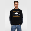 HLSTR Black Sweat Shirt