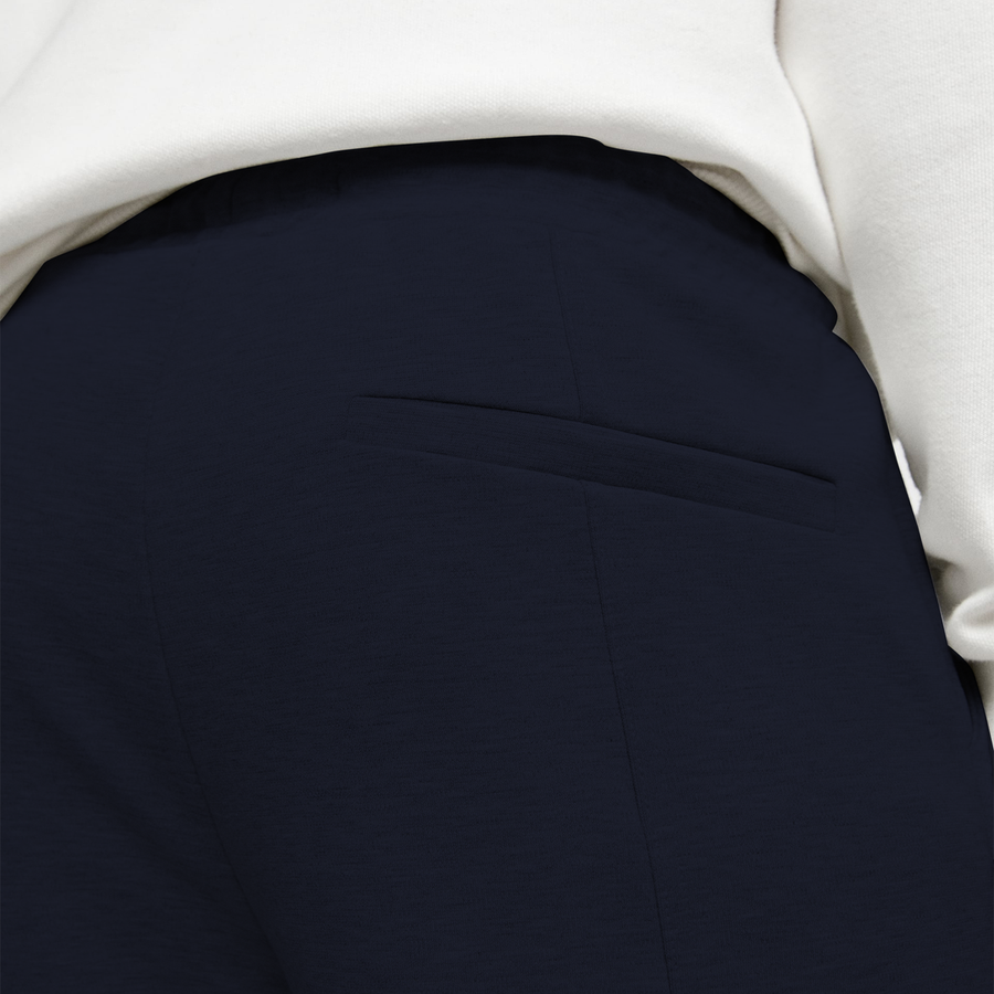 HLSTR Navy Sweat Pant