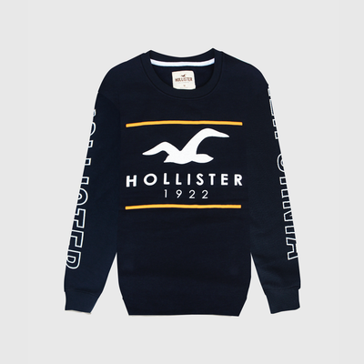 HLSTR Navy Sweat Shirt for boys