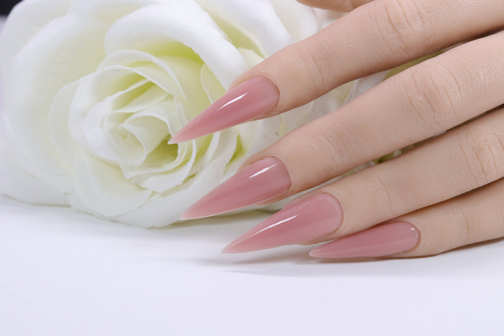 Cover Pink Light Builder Gel