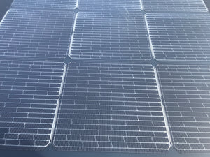 4thD Solar Panels with Merlin Solar Grid