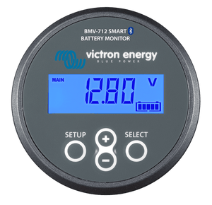 4thD Solar Victron Battery Monitor BMV-712 Smart, Battery Monitoring,Victron
