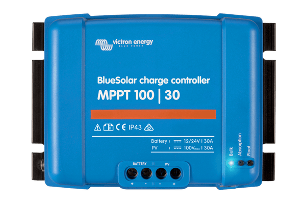 4thD Solar Victron BlueSolar MPPT 100/30 & 100/50, Battery Monitoring,Victron