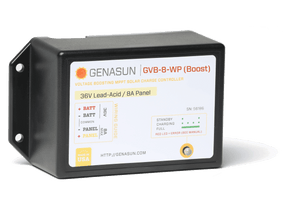 Genasun GVB-8-WP (Boost) 105W/210W/325W/350W | Solar charge controller with MPPT -Water Proof - 4thDsolar
