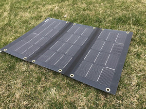 4thD Solar 4thD Solar with Merlin Grid- XP80 Portable 80 Watt Solar Panel, Solar Panel,4thDsolar