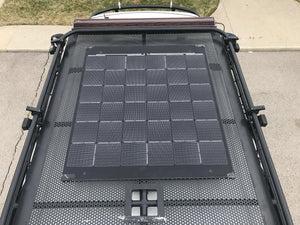 HX36 160 Watt Solar Panel- Low Profile Junction - 4thDsolar