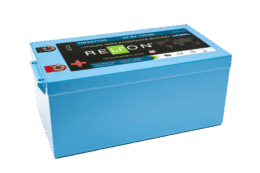 4thD Solar RB24V100 Lithium Battery, Battery,Relion