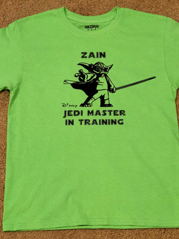 Star Wars - Jedi Master In Training