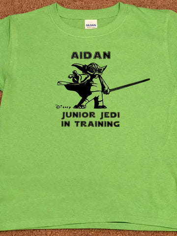Star Wars - Junior Jedi In Training