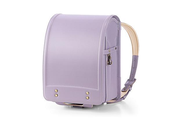 color: Lavender, title: Leather Randoseru Lavender