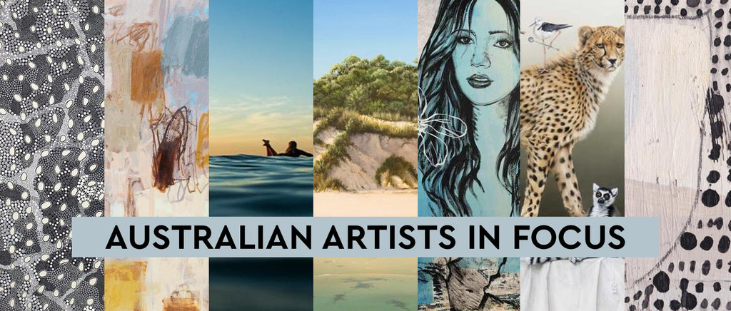 10 Australian Artists in Focus