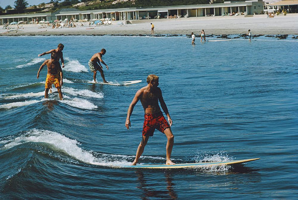 Surfing Brothers by Slim Aarons - FINEPRINT co