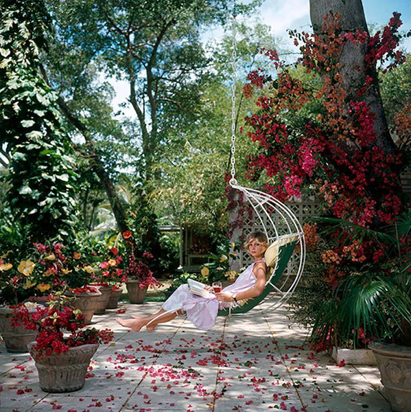 Barbados Bliss by Slim Aarons - FINEPRINT co