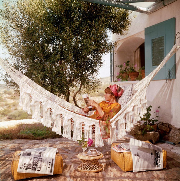 Bettina Graziani by Slim Aarons - FINEPRINT co