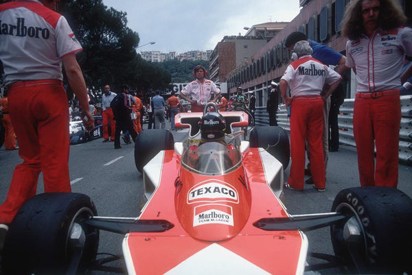 Monaco Grand Prix by Slim Aarons - FINEPRINT co