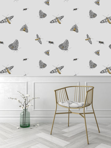 Bugs & Butterflies by FINEPRINT co - FINEPRINT co