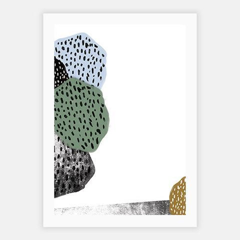 Pebbles and Mass Light II by FINEPRINT co - FINEPRINT co