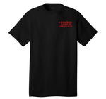 CSC Logo T shirt BLACK
