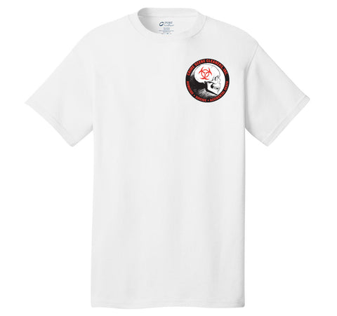 New CSC Skull T-shirt/white