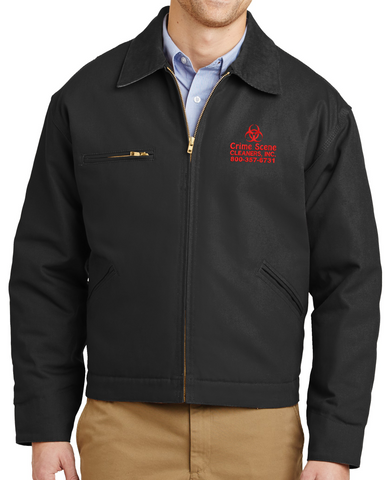 Embroidered CSC LOGO Cornerstone Jacket