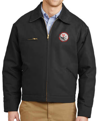 Embroidered CSC Skull Cornerstone Jacket
