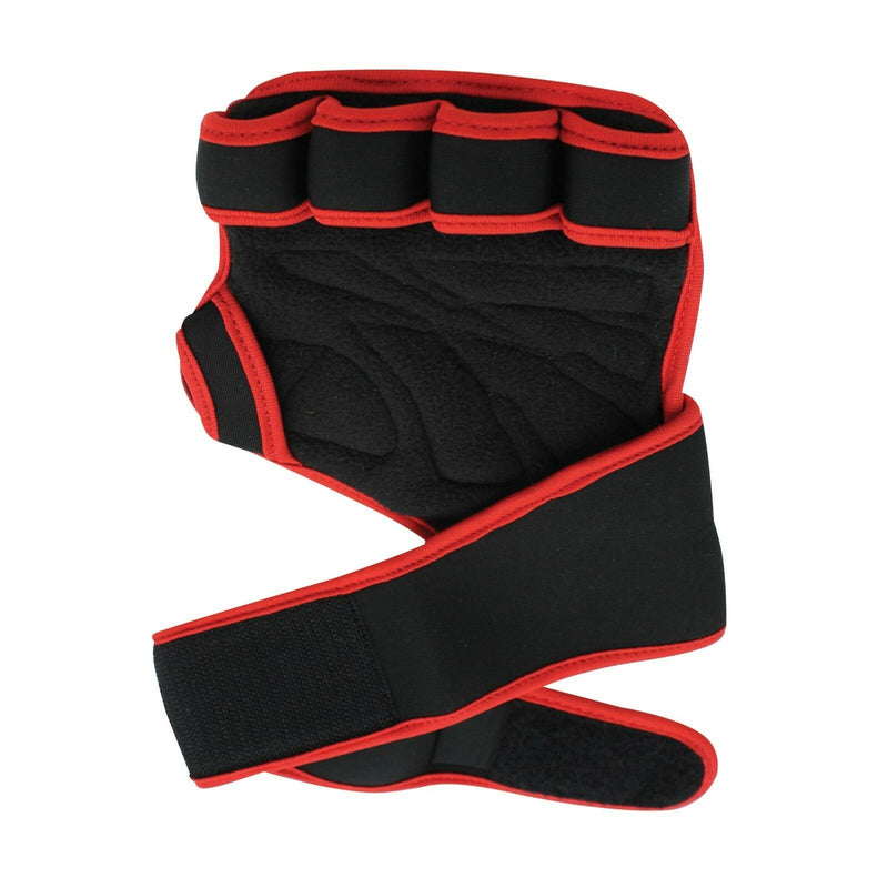 Weightlifting Gloves - Red - Estremo Fitness