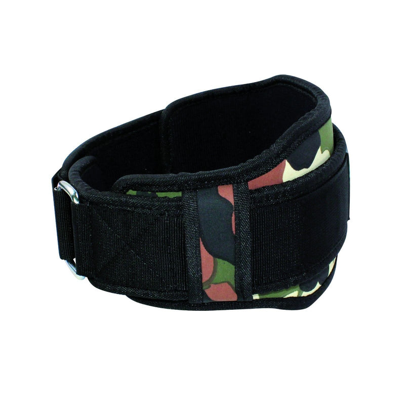 Weightlifting Double Belt - Camouflage - Estremo Fitness