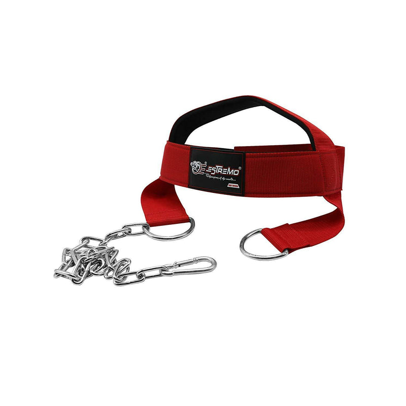 Head Harness - Red - Estremo Fitness