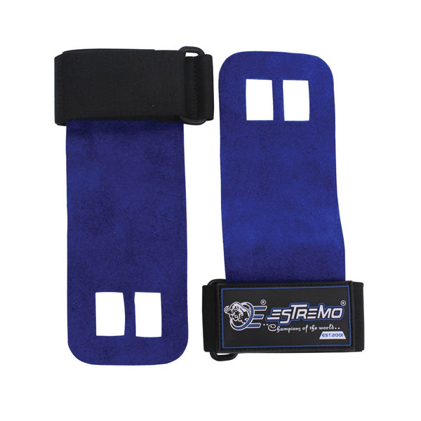 Crossfit Hand Grips - Blue - Estremo Fitness