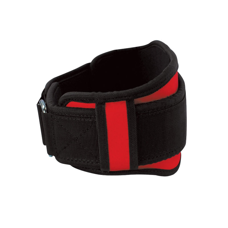 Weightlifting Double Belt - Red - Estremo Fitness