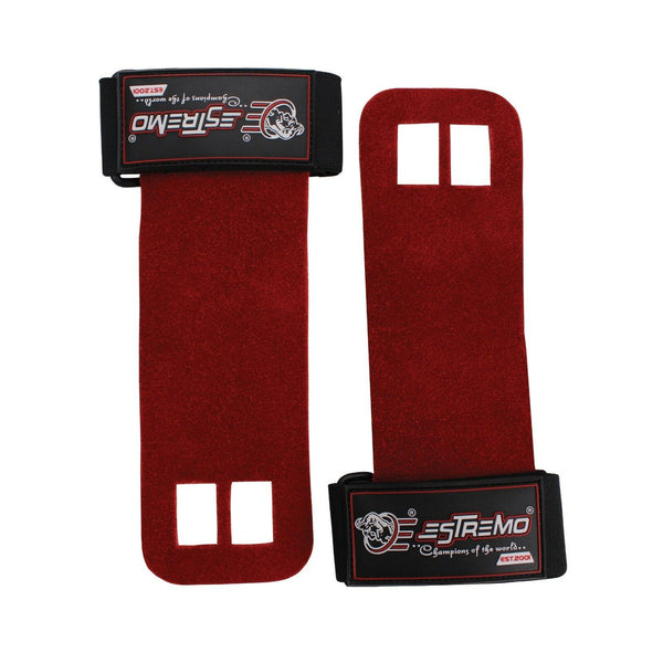 Crossfit Hand Grips - Red - Estremo Fitness