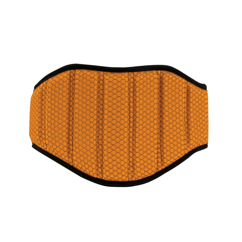 "Weightlifting Belt 8"" Neoprene - Orange - Estremo Fitness"