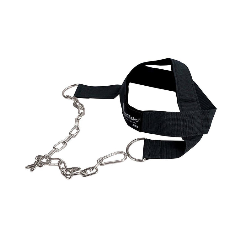 Head Harness - Black - Estremo Fitness