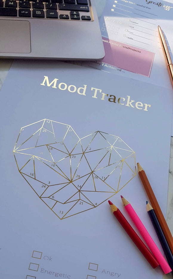 Heart Mood Tracker