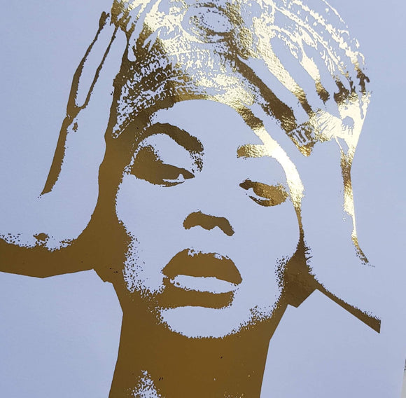 Beyonce 'Homecoming' Print