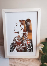 Load image into Gallery viewer, Ariana Grande Givenchy Print