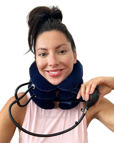 Air Neck Therapy relieve neck pain