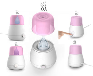 MENSTRUAL CUP STEAM STERILIZER