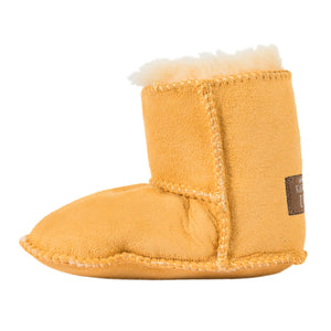 Harper Baby Ugg Boots - Yellow