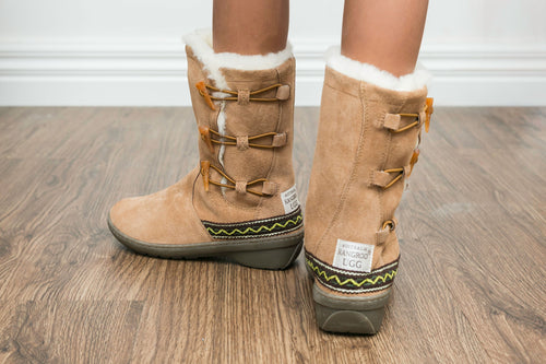 Ava Ugg Boot - Chestnut