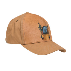 Chestnut Pony Cap
