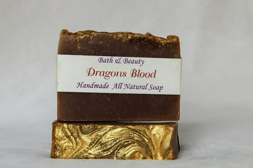 Dragons Blood Handmade Soap