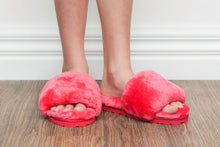 Load image into Gallery viewer, Sage Slippers - Watermelon