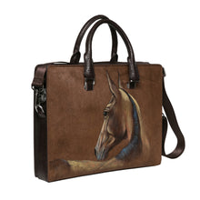 Load image into Gallery viewer, Pony Satchel - Walnut
