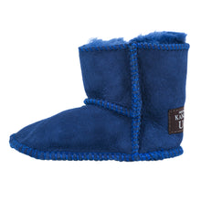 Load image into Gallery viewer, Harper Baby Ugg Boots - Navy Blue