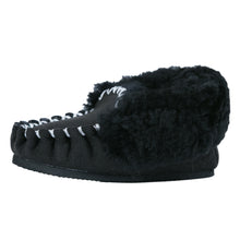 Load image into Gallery viewer, Parker Moccasins - Black