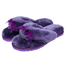 Load image into Gallery viewer, Eve Jandals - Purple