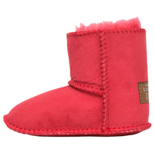 Load image into Gallery viewer, Harper Baby Ugg Boots - Cherry