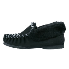 Load image into Gallery viewer, Taylor Moccasins - Black